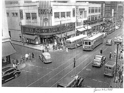 Springfield Bus & Trolley 1940-XL