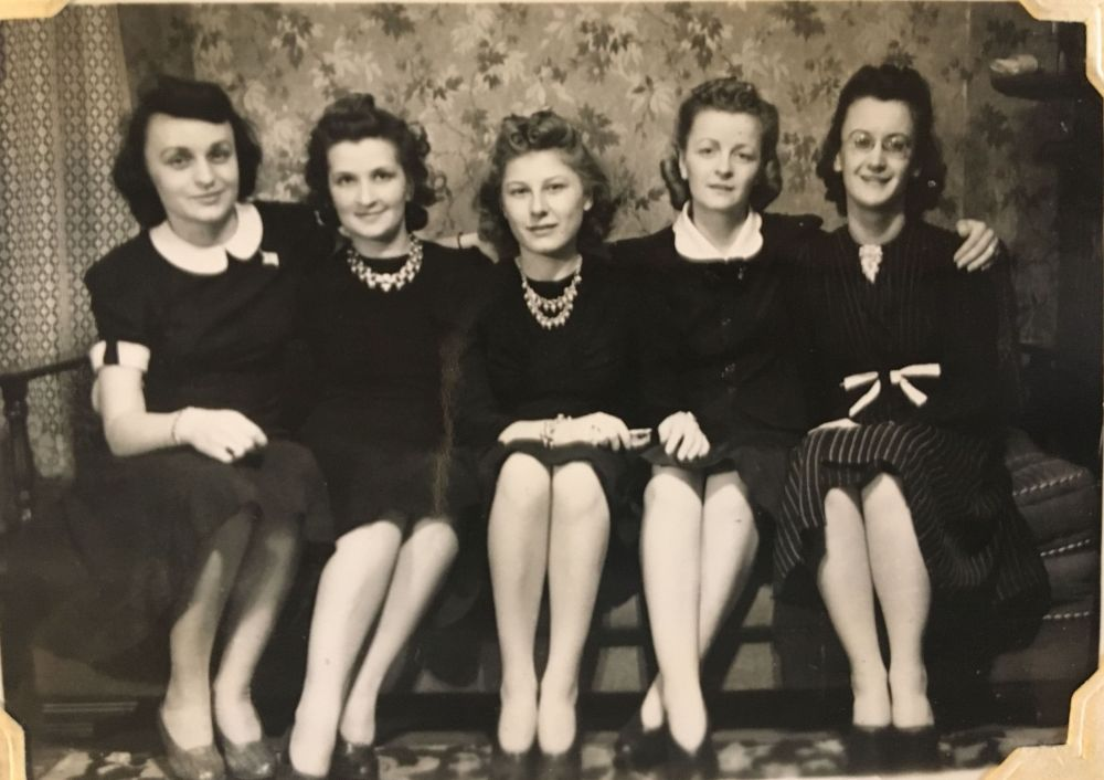 jan 12 1941 girls