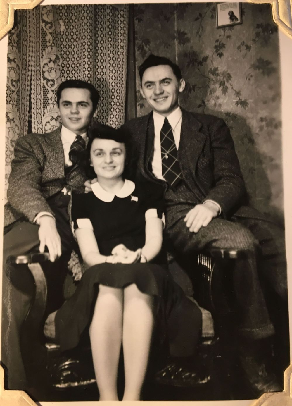 jan 12 1941 siblings