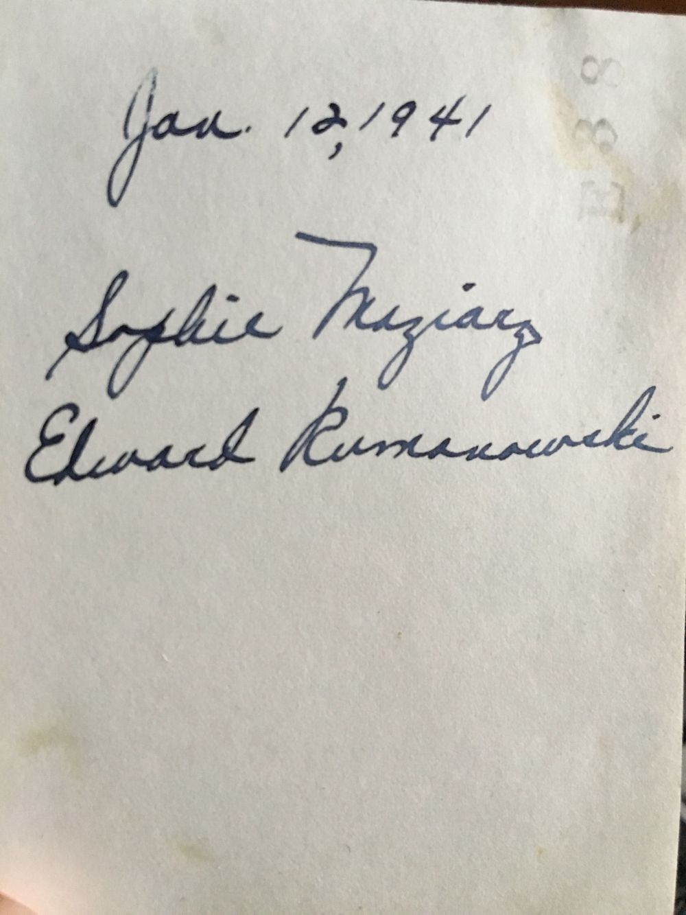 jan 12 1941 zosh b